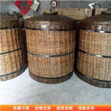 粮酒窖藏酒篓 陶瓷内胆酒篓 手工条编酒篓 市场供应