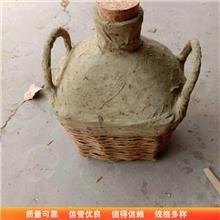 粮酒窖藏酒篓 陶瓷内胆酒海 酒水条编酒篓 销售供应
