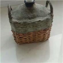 山东销售 纯粮酒窖藏酒篓 密封条编酒篓 3斤条编酒篓