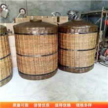 粮酒窖藏酒篓 仿古酒篓 工艺条编酒篓 山东供应