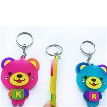 公仔钥匙扣_PVC钥匙扣硅胶钥匙环挂件_软胶钥匙圈