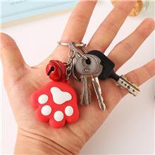 个性创意广告钥匙扣_小礼品硅胶钥匙扣_旭凯