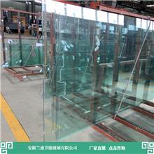 阳台钢化玻璃 兰迪供应幕墙玻璃 批发合肥彩釉钢化玻璃 批发 发货周期短