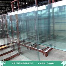 雨篷夹胶玻璃 兰迪供应幕墙玻璃 批发四层夹胶玻璃 加工设备进口齐全