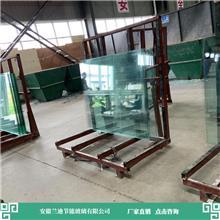 兰迪合肥12mm钢化玻璃 厂家批发 采用台玻信义原片 耐用实惠