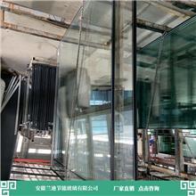 兰迪供应三层中空玻璃 批发 发货周期短 铜陵10+10中空玻璃 供应幕墙玻璃
