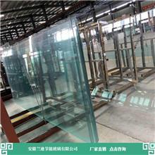 兰迪淋浴房钢化玻璃价格 原片加工厂 夹丝钢化玻璃价格可进一步协商