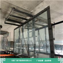 兰迪8毫米钢化玻璃原片加工厂 超白钢化玻璃多条生产线加工生产