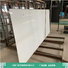 幕墙用弧形钢化玻璃 接大型订单 快速生产发货 隔音中空玻璃 兰迪供应幕墙玻璃