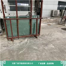 双层钢化玻璃兰迪供应幕墙玻璃 批发超白夹胶玻璃 加工设备进口齐全