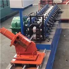 厂家直供 花棚卡槽机 温室大棚高速卡槽机 养殖大棚卡槽机 运行平稳
