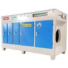304不锈钢光氧 喷漆房废气处理 UV光氧催化设备 光氧除臭 富宏元环保