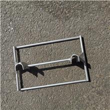 山东中矿 铁路用锚固架 硫磺锚固架 枕木锚固架价格