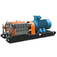 矿用BRW型乳化液泵站 山东中矿BRW200/31.5 乳化液泵站 卧式三柱塞往复泵