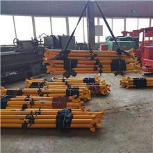 煤矿便携式螺旋支柱 矿用临时支护设备 代替单体液压支柱使用