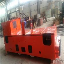 12吨蓄电池电机车 矿用电机车参数 防爆电机车