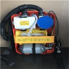 AHY6氧气呼吸器厂家销售 中矿物资矿用个人防护器具生产 AHY6氧气呼吸器价格