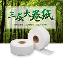 批发酒店商用纸巾大卷纸 宾馆洗手间大盘纸 卫生间用厕纸卫生纸