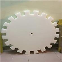 雕刻加工塑料板硬尼龙板 PP板亚克力 PE板透明PVC板 防静电POM板定做