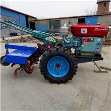 乘坐式旋耕机 水旱两用拖拉机 柴油水冷15马力手扶拖拉机