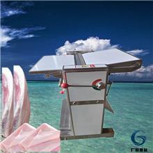 广顺猪肉剥皮机  全自动猪肉去皮机 商用不锈钢扒皮机去油脂机
