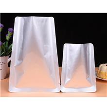 厂家铝箔袋真空平口包装袋塑封袋纯铝三边封面膜袋定制现货批发