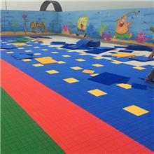 组合式运动地板 溜冰场运动地板 塑料地板厂家