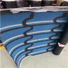 沥青瓦 油毡瓦 玻纤瓦 立体彩砂sbs防水卷材 多彩立体防水卷材厂家