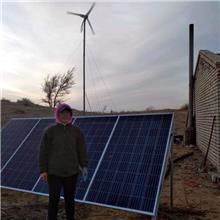 阳泉 风光互补新型风力发电机_蓝润_家用风力发电机_供应商工厂 风能设备