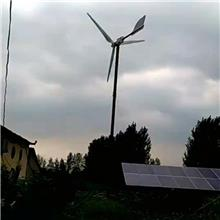 抚州 农村安装风力发电机 3000W家用风力发电系统 蓝润 风能设备