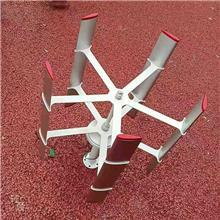 平顶山 五叶片风力发电机 500W小型风力发电机 蓝润 风电厂家