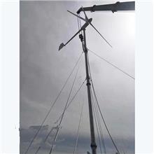养殖场风力发电机 山上安装风力发电机 鑫瑞达带电器风电