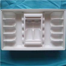 生产加工吸塑包装 20ml10支口服液内托 西林瓶塑料内托 五金电子塑料内托盘