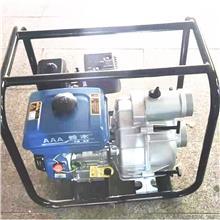 多用途农田浇灌抽水机 两寸小型家用水泵 柴油消防自吸泵