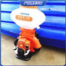 大容量背负式喷粉机 水稻田颗粒肥撒肥 干性硫磺粉喷粉机