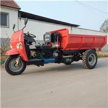 柴油工程搬运三轮车 自卸三轮车 爬坡王运输设备
