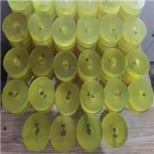 橡胶聚氨酯减震垫 桥梁减震垫 减震座 防滑垫 加工注塑聚氨酯耐磨件