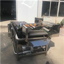 不锈钢蔬菜清洗机  商用消毒臭氧洗菜机 蔬菜气泡清洗机器  麦田工业装备