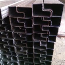p管 异型管 不锈钢异型管 p型场效应管 p形管生产厂家