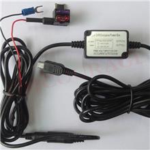 通电宝 降压板线 行车记录仪线 盒 ACC取电线 导航仪线