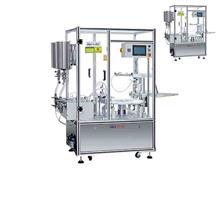 厂家供应 立式定量气垫BB霜灌装机 半自动单色灌装机 深圳厂家