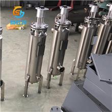 立式/卧式管道式电加热器 防爆管道氮气加热器?气体管道式电加热器