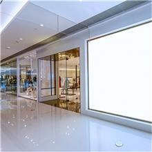 智能调光玻璃 聚优 不弯曲不变样 耐用 特种玻璃 玻璃厂家