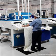 毛巾折叠机 酒店洗涤设备 大型洗涤设备 工业洗涤设备