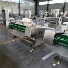 竹笋 笋尖皮带式真空包装机 链动式连续真空包装机 滚动式多功能包装机