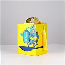 龙头罐 御品茶叶礼盒 创意定做专版茶叶包装盒厂家定制 红茶绿茶包装盒