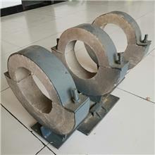 长输低能耗隔热管托 蛭石隔热管托 管道滑动固定支座
