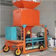 散料流量称 包装定量秤 半自动大米包装秤 粮食颗粒包装机