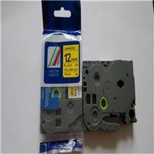 兄弟TZ2-631黄底黑字国产色带PT-D210标签带