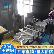 赫品带鱼段上糠机 商用奶冻卷上糠机 威化纸红豆卷裹面包糠机器